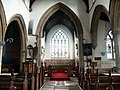 Interior of St John the Baptist, St Michael and All Angels, Stanground - geograph.org.uk - 599058.jpg