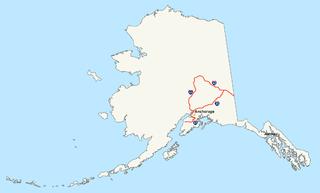 Interstate Highways in Alaska Interstate Highways in Alaska