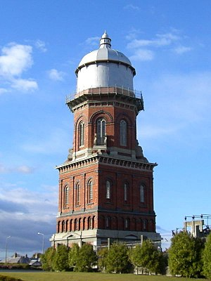 Invercargill - Invercargill Water Tower