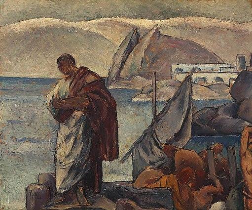 Ion Theodorescu-Sion - Ovidiu in exil