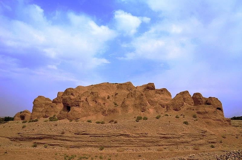 File:Iran - Fars - Surmaq - Bahram Palace - panoramio.jpg