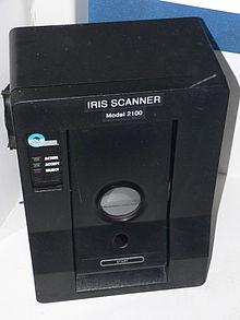 Iris Recognition Wikipedia
