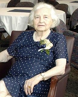Isabella Karle American physical chemist