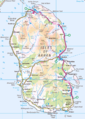 Isle of Arran OS OpenData map.png