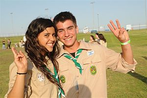 Zionist youth movement - Hebrew Scouts uniform