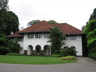 The Istana - The Istana Villa.