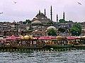Istanbul Новая Мечеть - panoramio.jpg