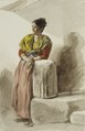 Italian woman in yellow shawl by C.Brullov (1832).tif
