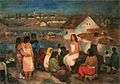 Iványi Gypsies at Balatonlelle 1935.jpg
