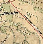 Iwonicz an der Haupt-Karpathen-Straße-Franzisco Josephinische Landesaufnahme (1806-1869).jpg