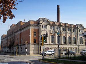 J. Sterling Morton High School East - Image: J. Sterling Morton High School East Auditorium
