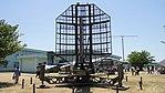JASDF J TPS-101 Radar (NAS-79 Antenna unit) front view at Miho Air Base May 28, 2017.jpg