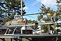 JGSDF FFRS UAV(MA02) left rear view at Camp Uji November 23, 2018 01.jpg