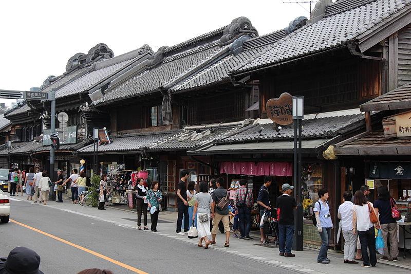 File:JP-Saitama-Kawagoe-Edo-Period-Old-Style-Street.JPG