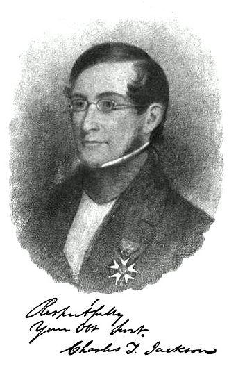 Charles Thomas Jackson - Charles Thomas Jackson