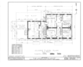 Jacob Evans House, Marlton-Medford Road, Marlton, Burlington County, NJ HABS NJ,3-MART.V,5- (sheet 3 of 24).png