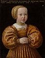 Jacob Seisenegger - Portrait of Elisabeth of Austria (1526-1545), Aged Four - 269 - Mauritshuis.jpg
