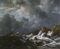 Jacob van Ruisdael - View from the Coast of Norway.jpg