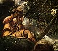 Jacopo Tintoretto - The Miracle of Manna (detail) - WGA22539.jpg