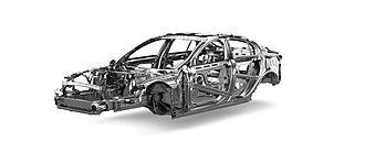 Jaguar XE - Jaguar XE structure