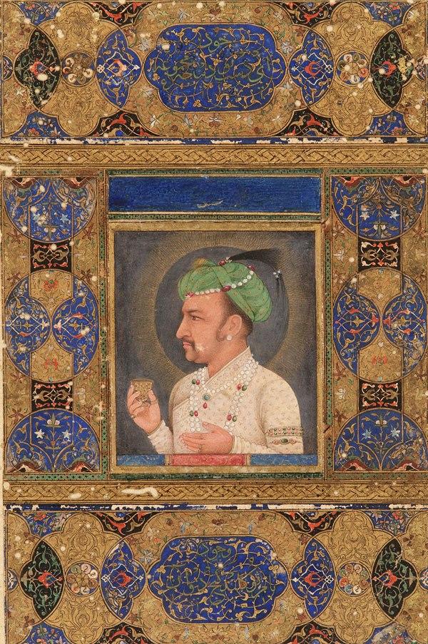 Jahangir, 17th century