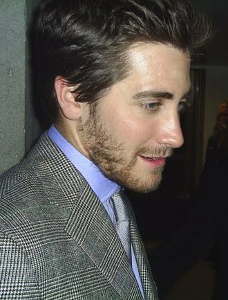 Jake Gyllenhaal - Gyllenhaal attending the premiere of Proof in 2005