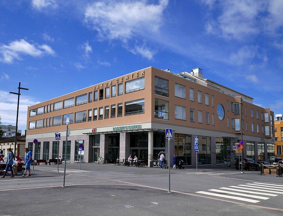 Jakob Center 20180705