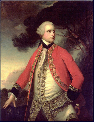 James Murray (British Army officer, born 1721) - James Murray