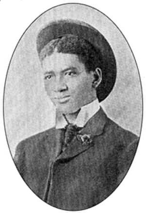 James Scott (composer) - James Scott circa 1904