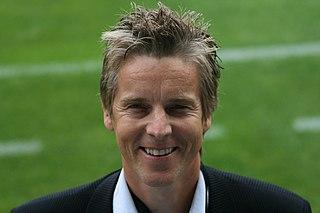 Jan Åge Fjørtoft Norwegian footballer