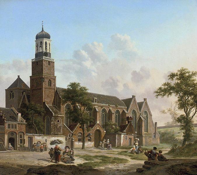 File:Jan Hendrick Verheijen (Utrecht 1778-1846) - Nicolaikerk Utrecht.jpg