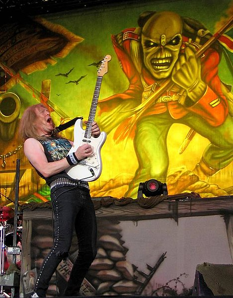 File:Janick Gers at The Fields of Rock festival.jpg