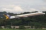 JapanAirSystem MD-81 fukuoka 20040911134418.jpg