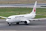 Japan Airlines, B737-800, JA303J (18452213955).jpg