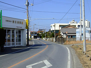Japan National Route 127
