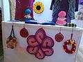Japanese Festival in Vigadó. Knitting, crochet by Suzuran 2. - Budapest.JPG
