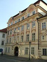 在チェコ日本国大使館
