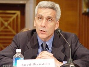 Jared Bernstein - Bernstein testifying before the US Senate,  May 26, 2005