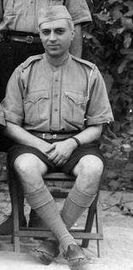 Jawaharlal Nehru Khaki Shorts