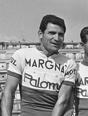 Jean Anastasi - Anastasi at the 1964 Tour de France