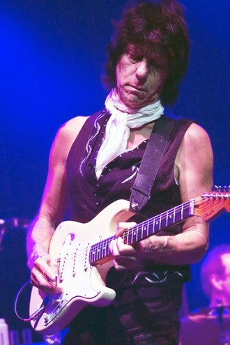 Jeff Beck - Beck in Palais, Melbourne, Australia on 26th January 2009