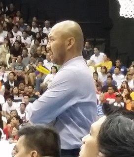 Jeffrey Cariaso Filipino-American basketball player and coach