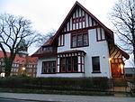 Jens-Jessen-Haus, es dunkelt langsam, Bild 002.JPG