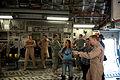 Jessie James receives a tour of the C-17 Globemaster III.jpg