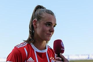 Jill Roord Dutch association football player