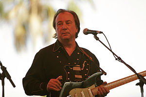 Poco - Jim Messina, founding member of Poco, performing in 2009