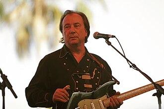 Poco - Jim Messina, founding member of Poco, performing in 2009