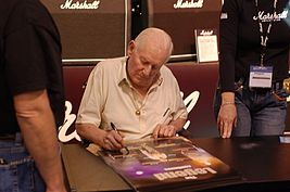 Jim Marshall at Summer NAMM 2007.jpg