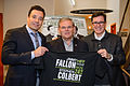 Jimmy Fallon and Stephen Colbert November 2013.jpg