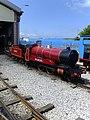 Joan, a miniature railway locomotive (geograph 4037893).jpg